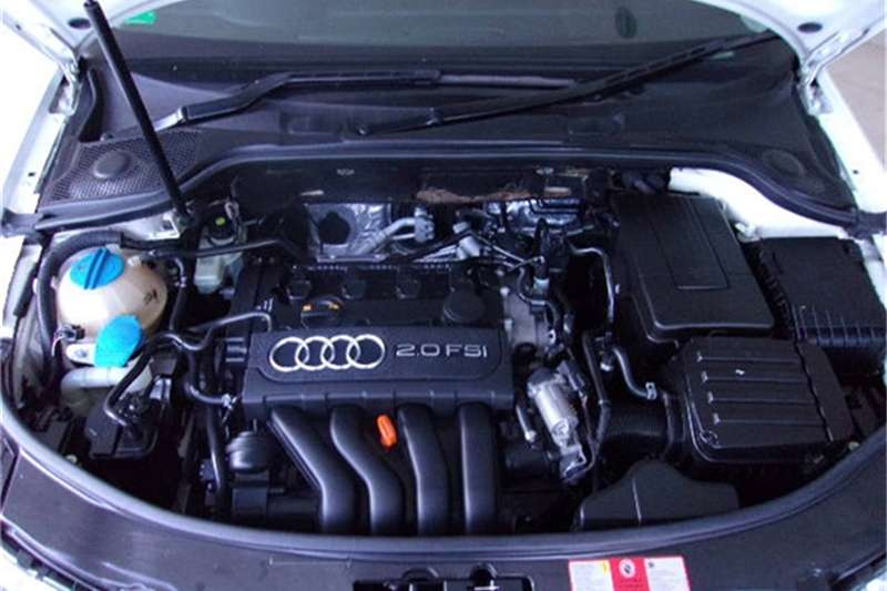 Audi A3 Sportback 2.0 Ambition tiptronic 2008