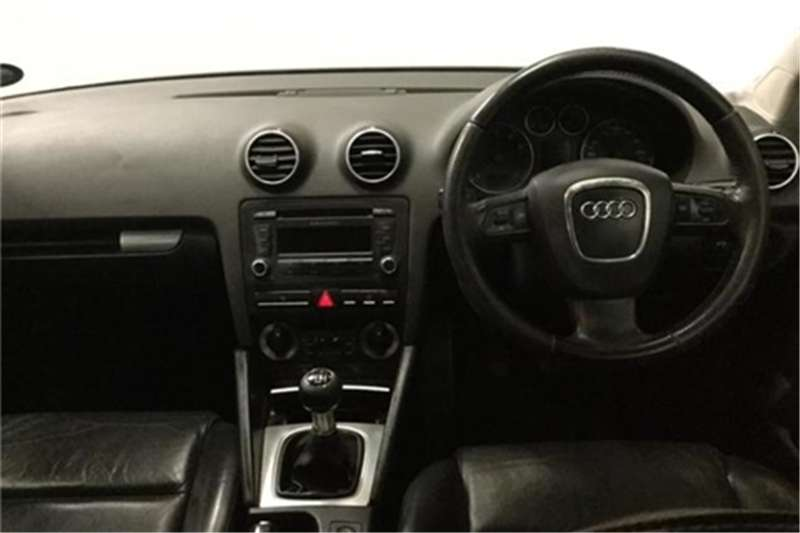 Audi A3 Sportback 2.0T Ambition 2008