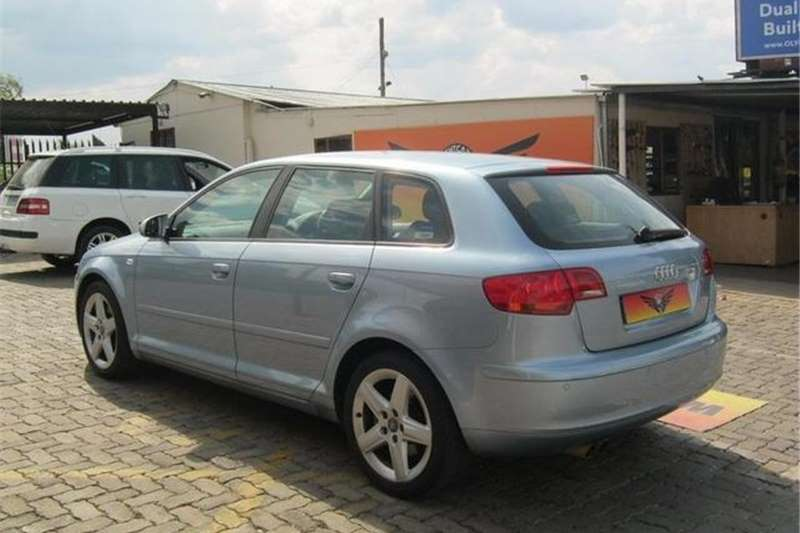 2008 audi a3 sportback 2 0t ambition auto cars for sale in for Dimensioni audi a3 sportback 2008
