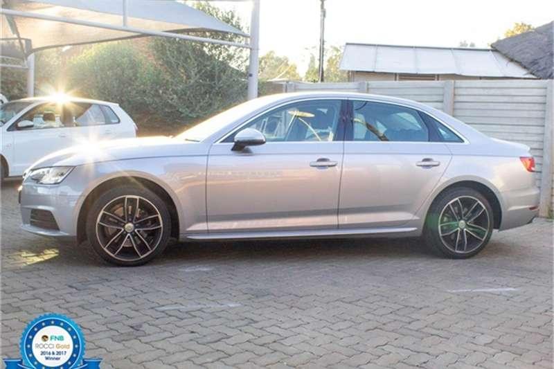 Audi A4 1.4T FSI STRONIC (B9) 2017