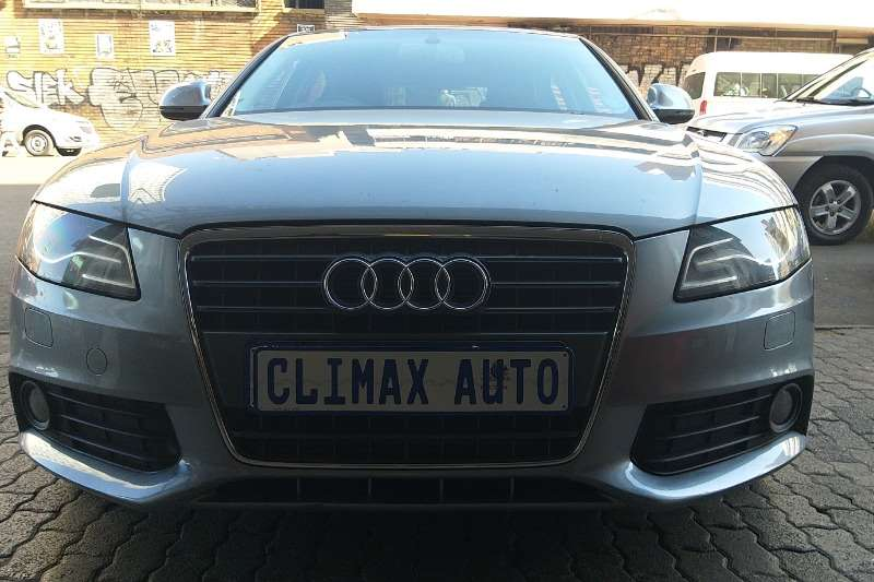 Audi A4 1.8 T AUTO 2013