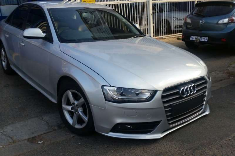 2013 audi a4 1 8t sedan fwd cars for sale in gauteng r 170 000 on auto mart. Black Bedroom Furniture Sets. Home Design Ideas
