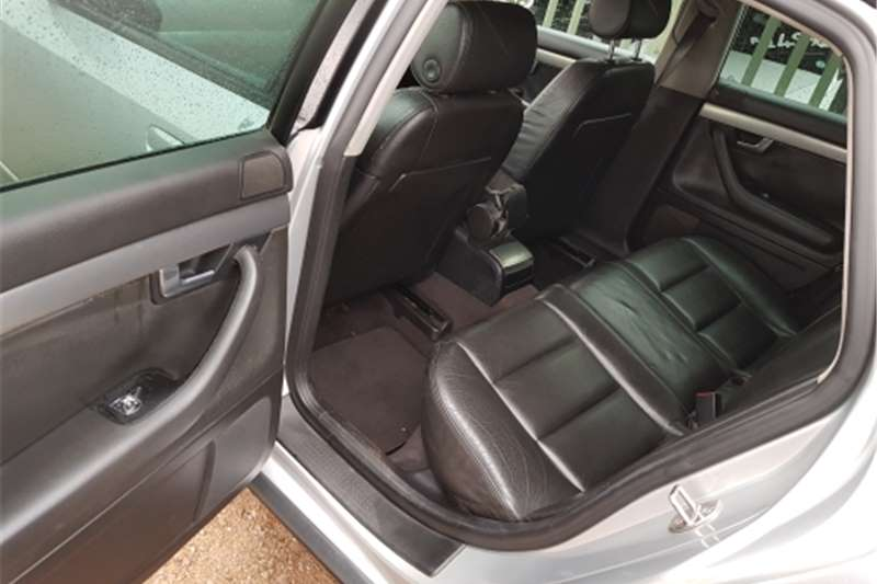 Audi A4 1.8T 6spd 2002