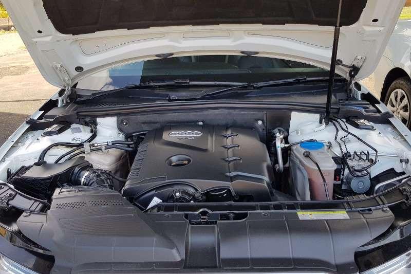 Audi A4 1.8T 88kW S 2012