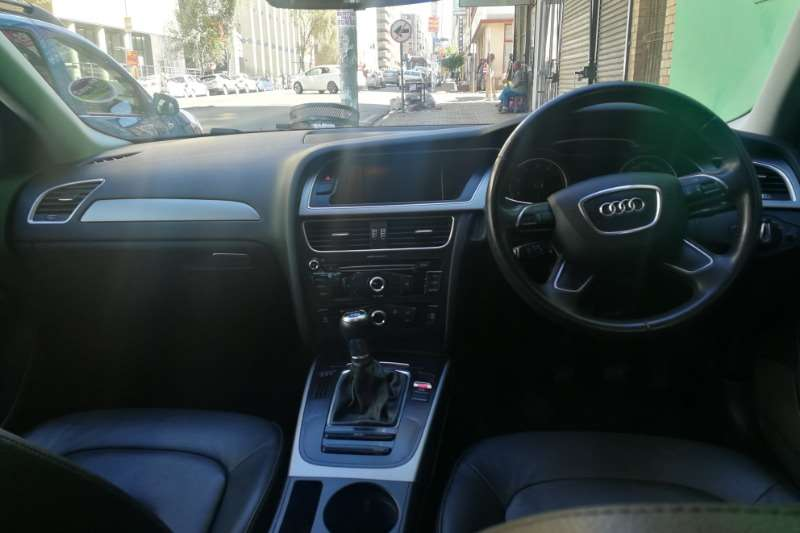 Audi A4 1.8T 88kW S 2014