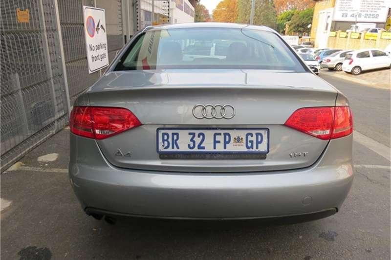 Audi A4 1.8T AMBITION (B8) 2012