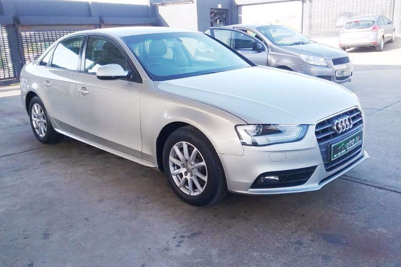 Audi A4 1.8T Ambition multitronic 2014