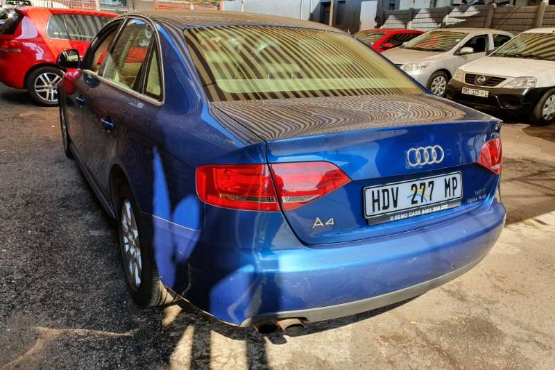 Audi A4 1.8T Attraction 2008