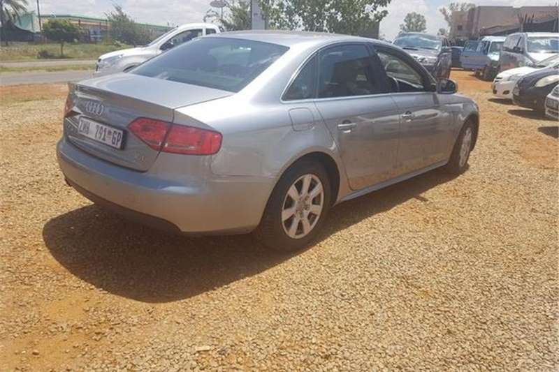 Audi A4 1.8T Attraction 2010