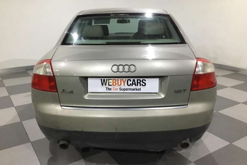 Audi A T Automatic Cars For Sale In Western Cape R - 2003 audi a4