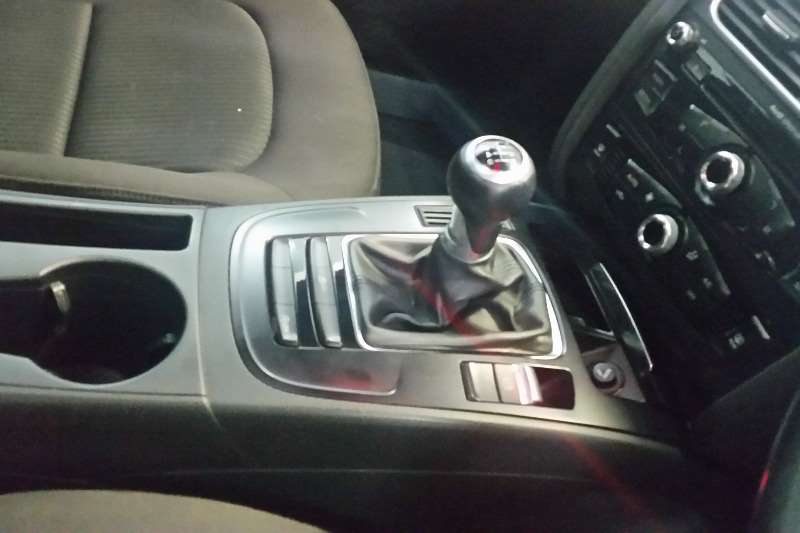 Audi A4 1.8T Avant 2014