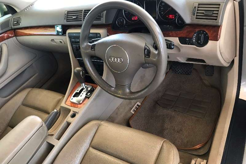 Audi A4 1.8T Avant Multitronic 2003