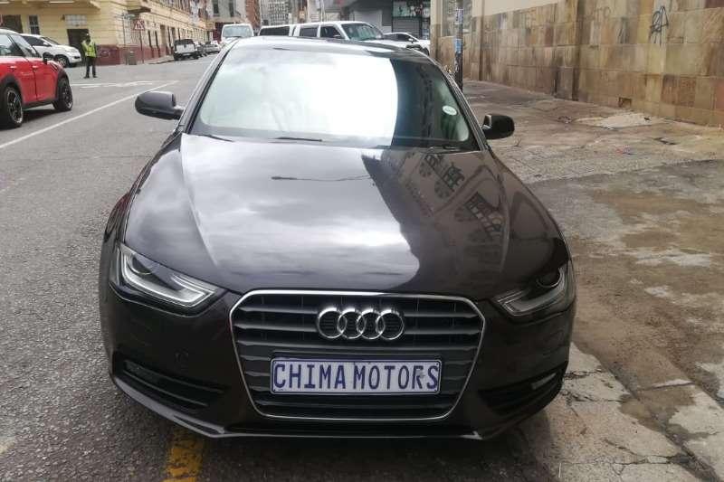 Audi A4 1.8T Avant Multitronic 2013