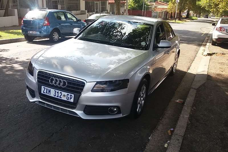 Audi A4 1.8T FINANCE AVAILABLE 2009
