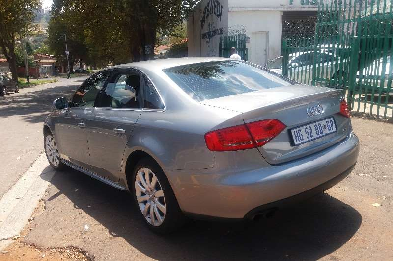 Audi A4 1.8T FINANCE AVAILABLE 2012