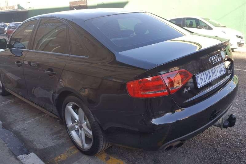 Audi A4 1.8T Multitronic (B7) 2008