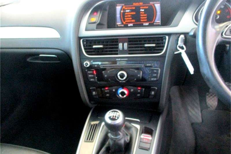 2014 Audi A4 A4 18t S Cars For Sale In Gauteng R 209 900 On Auto Mart