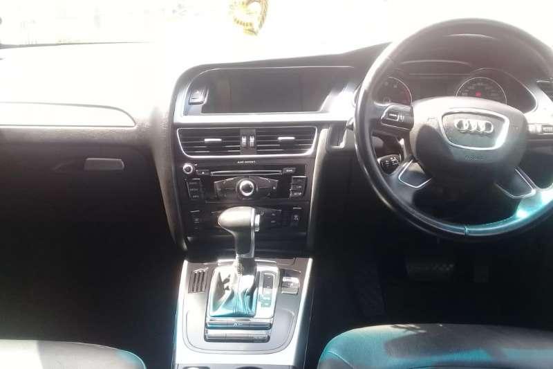 Audi A4 1.8TFSI auto 2013