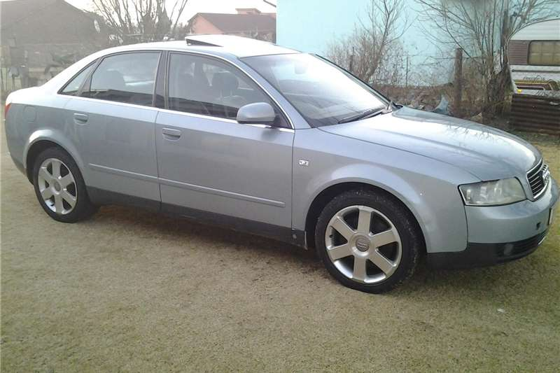 Audi A Cars For Sale In Mpumalanga R On Auto Mart - 2002 audi a4