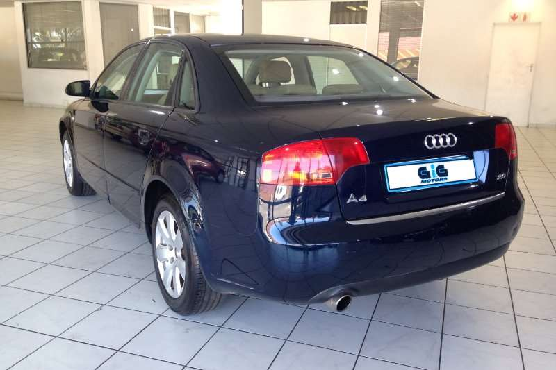 Audi A4 2.0 B7 (One owner) 2006