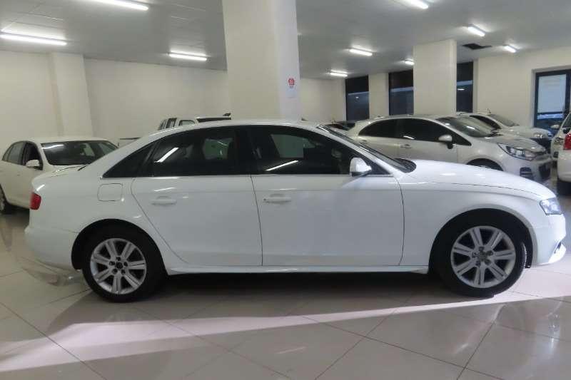 Audi A4 2.0T Ambiente multitronic 2012