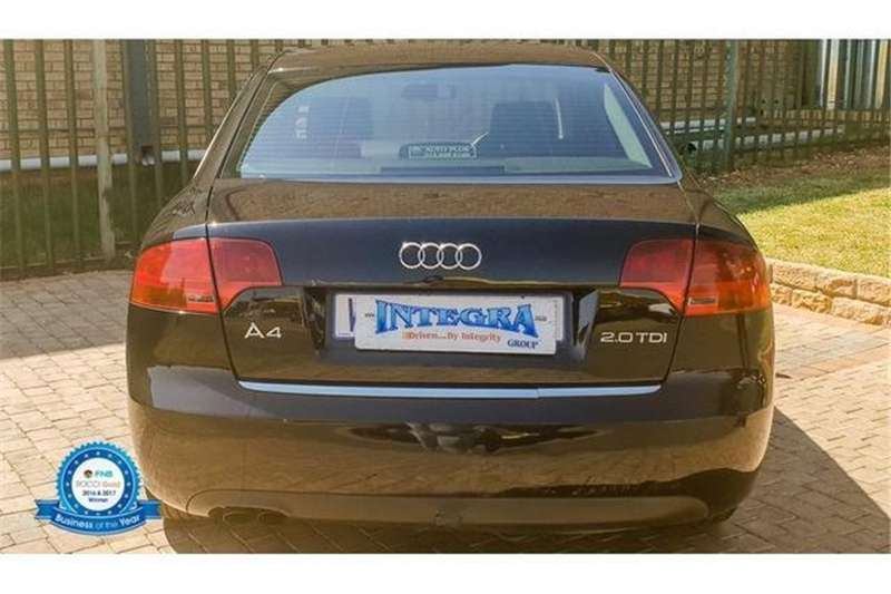 2007 audi a4 a4 2.0tdi cars for sale in gauteng   r 74 900 on auto mart