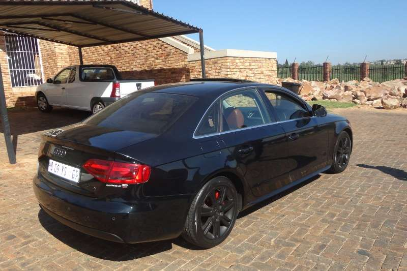 2011 audi a4 2 0tdi sedan diesel fwd automatic cars for sale in gauteng r 111 000 on. Black Bedroom Furniture Sets. Home Design Ideas