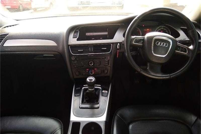 Audi A4 2.0TDI Ambition 2010