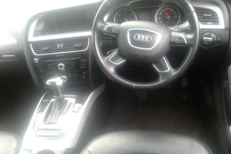 Audi A4 2.0TDI Ambition AUTO 2015