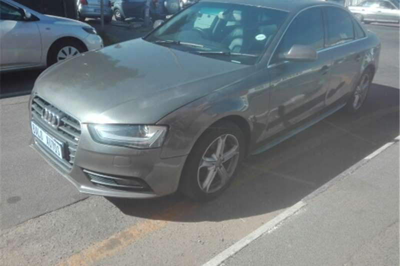 Audi A4 2.0TDI Attraction multitronic 2017