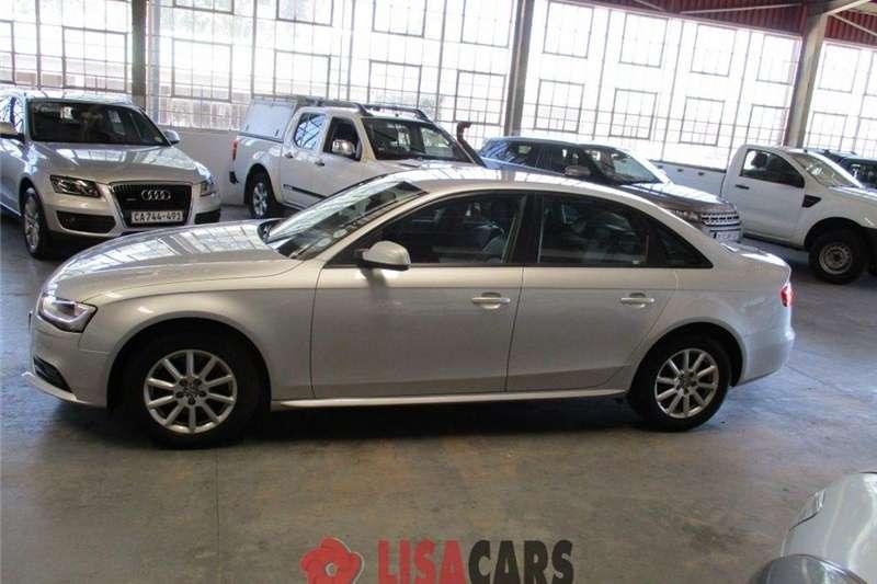 Audi A4 2.0TDI Multitronic 2014