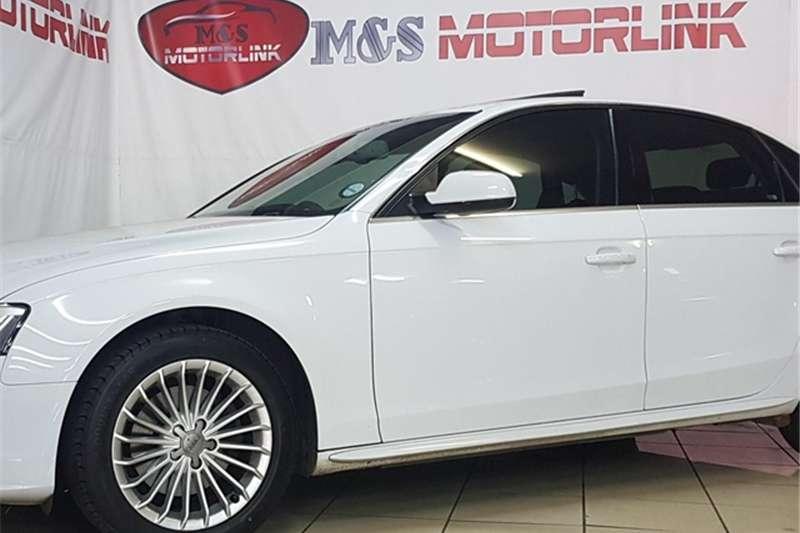 Audi A4 2.0TDI S 2013
