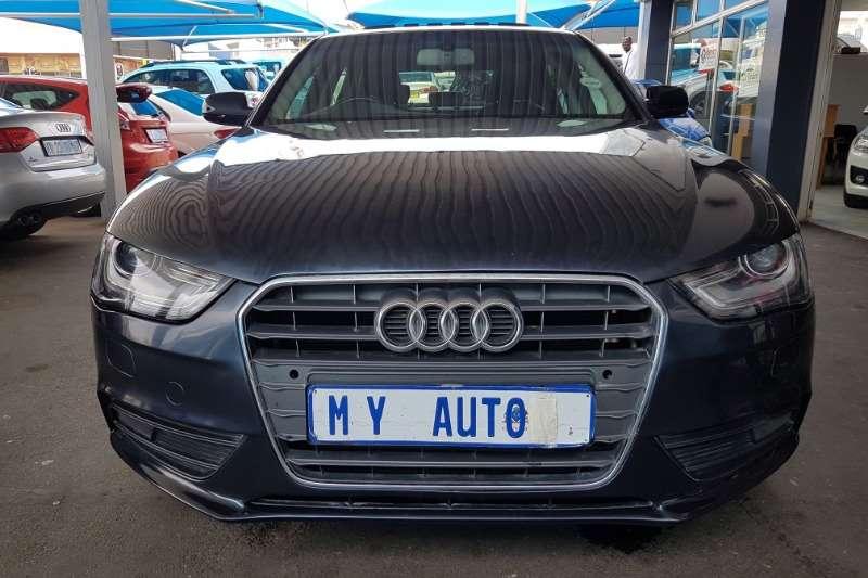 Audi A4 2.0TDI SE Sport Edition Plus auto 2015