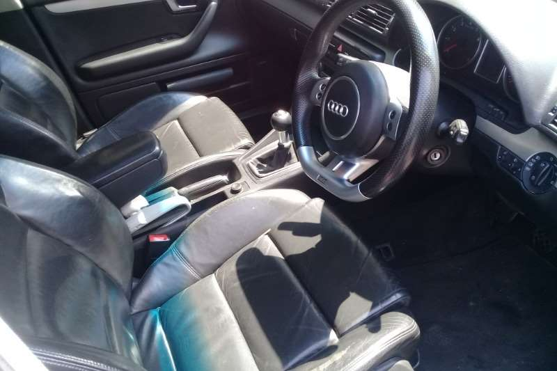 Audi A4 2.0TDI Sport line 2006