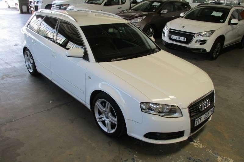 Audi A4 2.0TFSI 2008