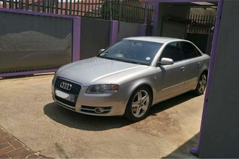 Audi A4 20tfsi B7 Cars For Sale In Gauteng R 90 000 On Auto Mart