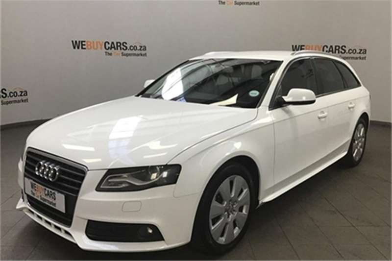Audi A4 Avant 1.8T Ambition multitronic 2012