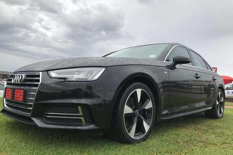 2017 Audi A4 2.0TFSI