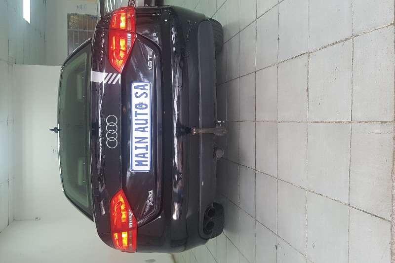 2008 Audi A4 1.8T SE Sport Edition Plus auto