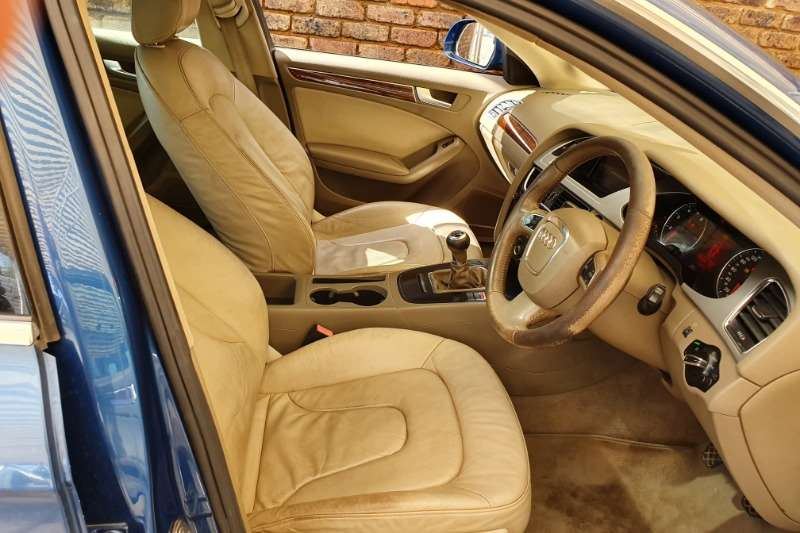 2008 Audi A4 1.8T Attraction