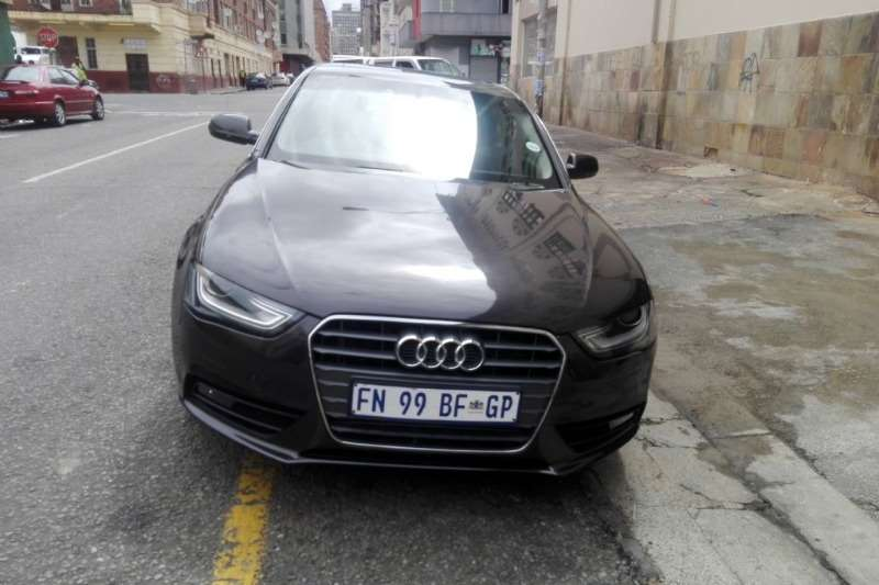 2013 Audi A4 1.8T Ambition multitronic