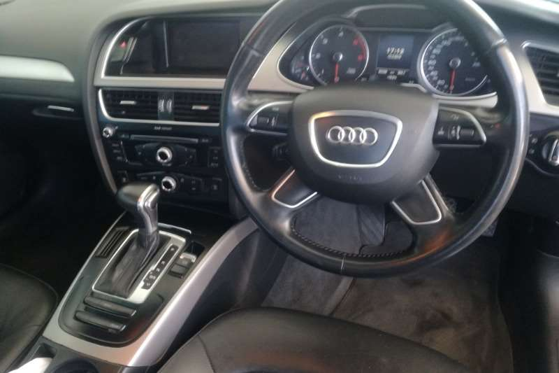 Audi A4 TDI 1.8 2015