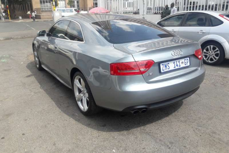2010 Audi A5 20 Tfsi Automatic Cars For Sale In Gauteng R 139 000