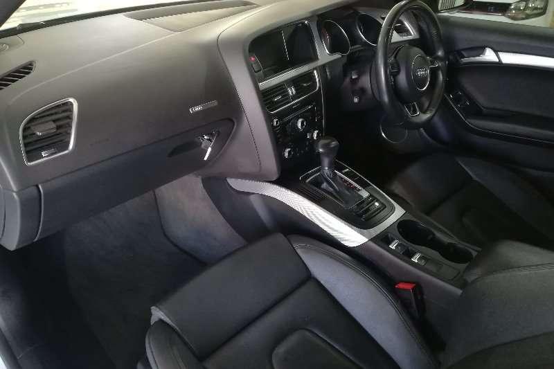 Audi A5 cabriolet 2.0 TDi Multi (One owner) 2013