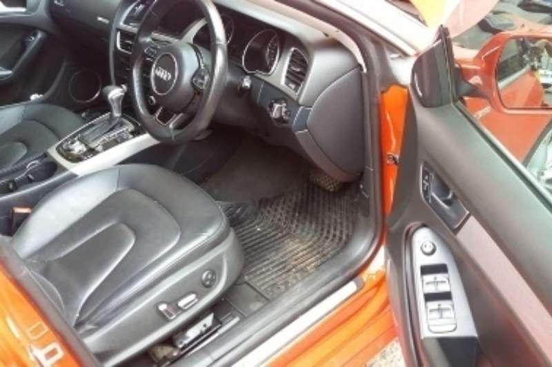 Audi A5 cabriolet 2.0T SE 2015