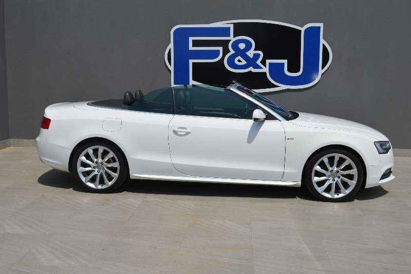 2012 Audi A5 Cabriolet 20tdi Se At Cars For Sale In Gauteng R