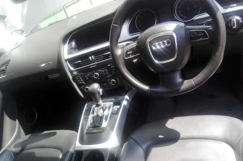 Audi A5 cabriolet 2.0TFSI sport 2010