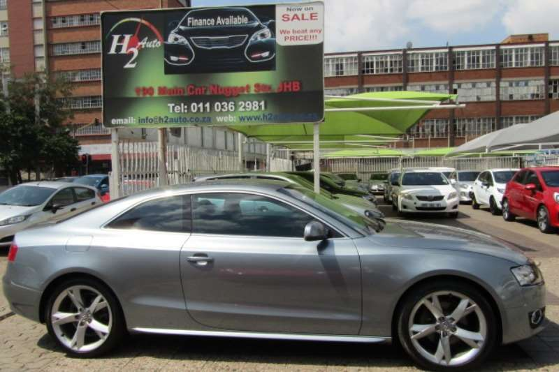Audi A5 2 0 T >> 2010 Audi A5 A5 Coupe 2 0t Cars For Sale In Gauteng R 160 850 On