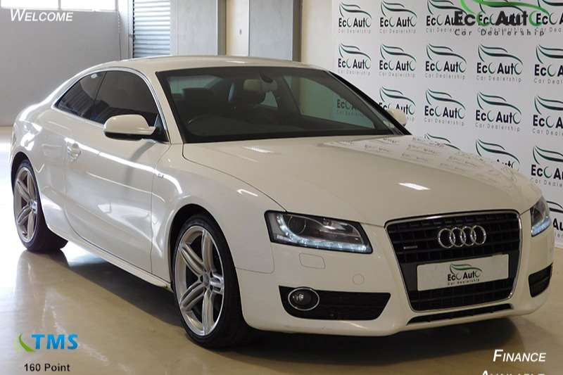 2010 Audi A5 A5 Coupé 20t Quattro Cars For Sale In Gauteng R 249