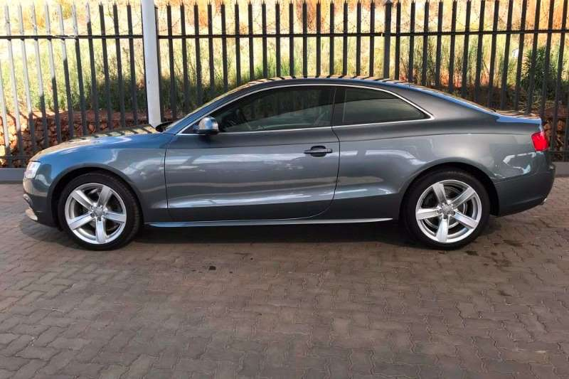 2013 audi a5 coup 2 0tdi coupe diesel fwd automatic cars for sale in gauteng r 229. Black Bedroom Furniture Sets. Home Design Ideas